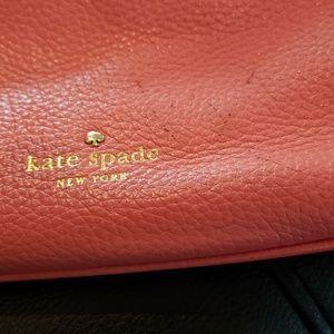 kate spade Bags - Kate spade  pink salmon  colored purse